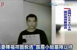 西門町雙屍案 陳福祥稱「沒打算殺人」