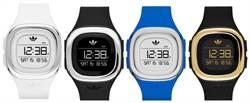 adidas Originals 推出未來感前衛撞色夏日電子錶