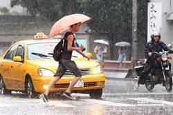 氣象局:未來一周都是午後雷「暴」雨型態
