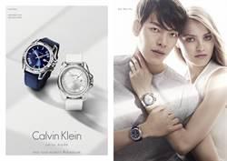 Calvin Klein watches + jewelry 推出酷夏率性愛戀錶款