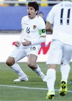 美洲盃預賽 玻利維亞3:2擊潰厄瓜多