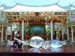 媽祖廟慶端陽 擲筊可獲「筆型巨鑽」