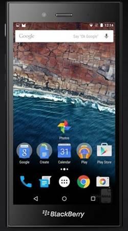 黑莓首款Android機 傳8月報到