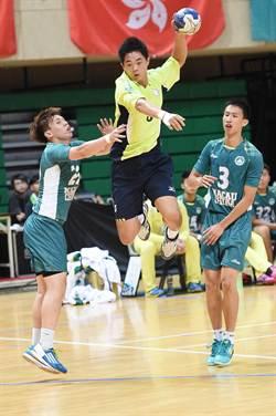 U22東亞手球錦標賽 中華隊大勝澳門開紅盤