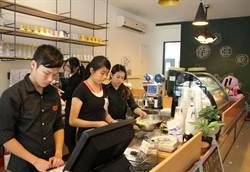 台首大學生自營咖啡廳 一學期賺26萬