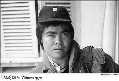 當時21歲的美聯社越籍攝影記者黃功。(圖/usc.edu)