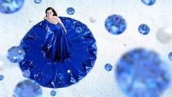 李嘉欣拍廣告 寶石雨造「不老女神」