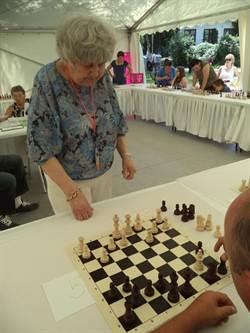 匈牙利87歲阿嬤刷新西洋棋車輪戰紀錄