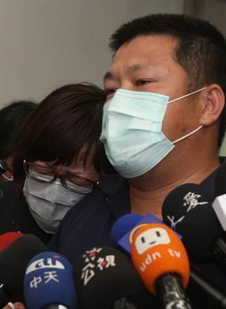 八仙爆炸失去女兒 李媽哭求搶救重傷兒