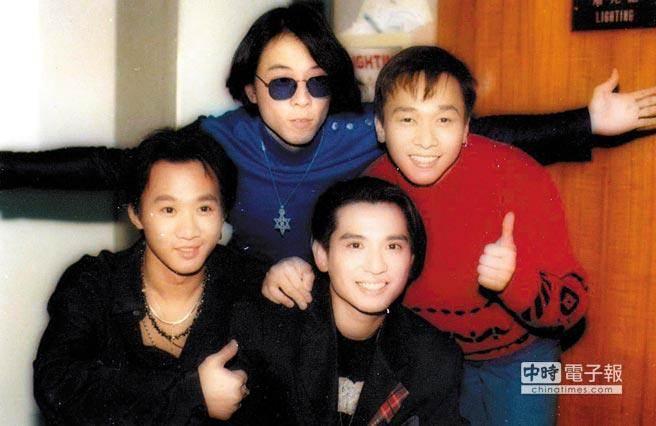 Beyond成軍30年,2005年正式解散。(圖/翻攝自百度)