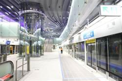 板南線再延伸 頂埔站 6日正式通車