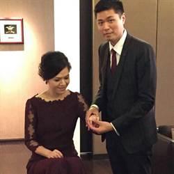 李坤儀低調訂婚了! 年底嫁凱渥香港總監
