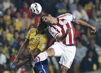 美洲盃季軍戰 巴拉圭痛失老少兩員大將