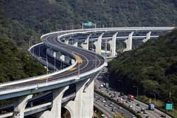 國道1號五楊高架 獲全球道路成就獎
