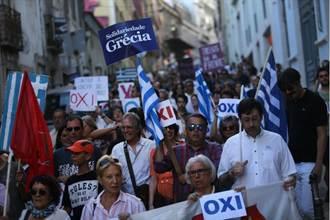 希臘防長:賴債向勒索說不