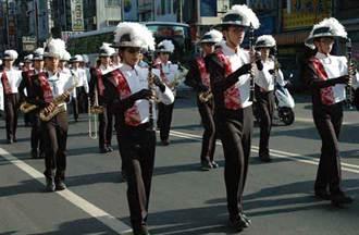 建中樂旗隊將成首登上大聯盟的台灣樂隊