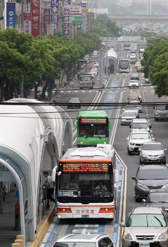 台中優化公車 上路