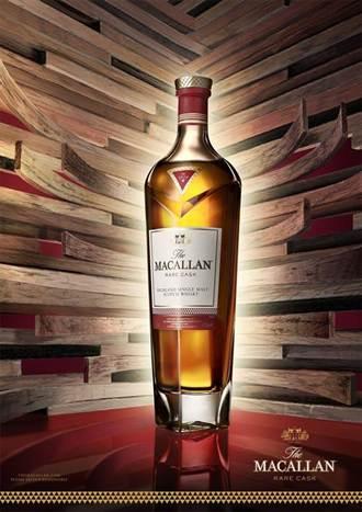麥卡倫RARE CASK奢想單一麥芽威士忌 眾所矚目登峰上市