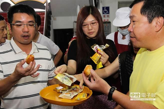 「宜蘭糕餅文化祭」活動將在宜蘭市丟丟噹廣場舉辦。(簡榮輝攝)