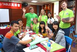 台美青年領袖高峰會 深入探討家庭觀