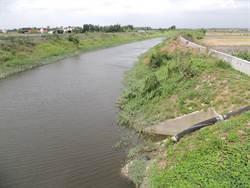颱風來臨 賴清德巡視鹽水排水工程