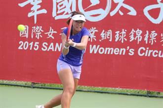 光州世大運網球女雙 中華隊暌違8年再搶金