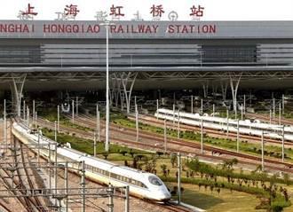 上海鐵路10日至11日因颱風停運沿海全部客車