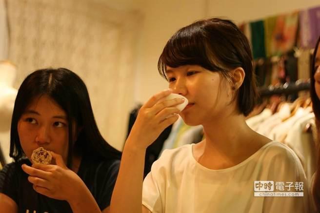 飲茶文化在華人社會中具有重要的地位。(張寧恬提供)