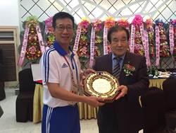 中華教頭李佳融當選亞洲大學跆拳協會副會長
