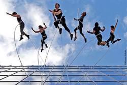 美國BANDALOOP高空舞團 舞在高樓雲端間