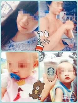 新竹女嬰持續恢復 已經會睜開眼