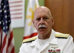 美軍司令:南海有任何偶發事件美軍會應對