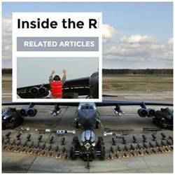 美B-52轟炸機模擬襲陸南沙機場