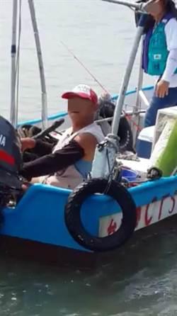 船錨2度遭竊 漁民父子駛船逮竊賊