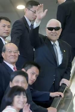 前總統李登輝訪日 孫女李坤儀同行
