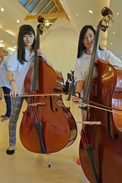 國際級音樂營隊 氣質美女認真學