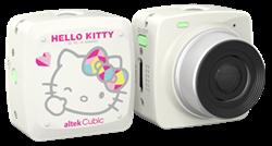 Hello Kitty、蛋黃哥無線直播相機 明開賣