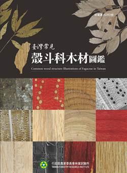 林試所出殼斗科木材圖鑑 供免費線上瀏覽下載