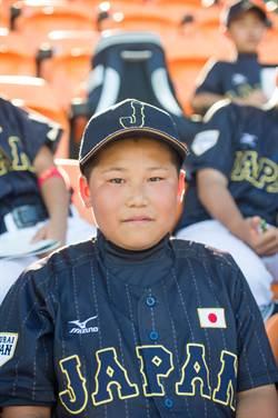12U少棒賽  日本投手椎名朝次郎連投9K