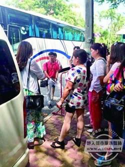 真實版泰囧》陸遊客拒消費 被泰導遊趕下車