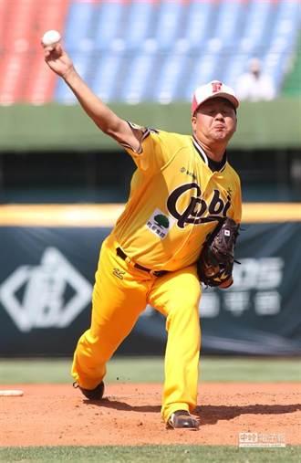 伊梓帆代言 經典明星公益棒球賽將開打