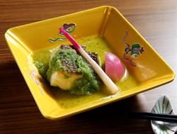 日本料理不只生魚片 羽村料理展技法