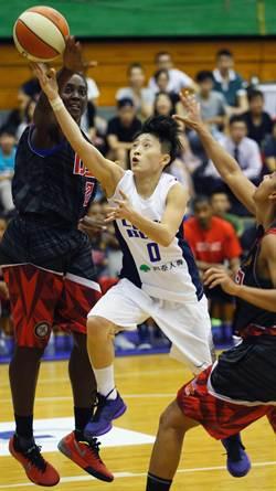 中華藍閃電戰 瓊斯盃首戰狂勝美國隊