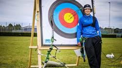 世界射箭錦標賽 女將林詩嘉排名賽第一