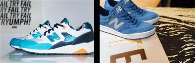 New Balance CRT300 (M/W CRT300 NT$2,650)則保留單一色系的經典外表,搭配麂皮和網狀鞋面材質維持一貫鞋感的簡單、休閒及時尚風味,將豐富塗鴉設計低調地呈現於鞋墊;一內一外兩種設計表現讓年輕潮流者可以任意選擇屬於自己獨特的街風態度!