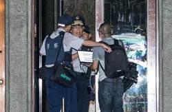 反課綱闖教部 北市警報告:記者翻牆 違法