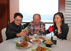 日月潭涵碧樓 推父親節桌菜套餐
