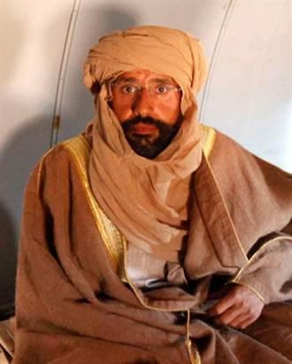 格達費次子賽義夫並 遭利比亞法院判處死刑