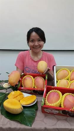 甜滋滋!芒果新品種「台中1號」比愛文還甜