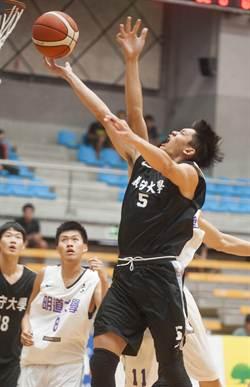 亞洲名校籃球邀請賽 義守擊敗明道
